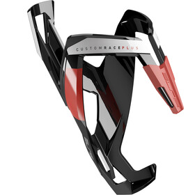 Elite Custom Race Plus - Porte-bidon - rouge/noir